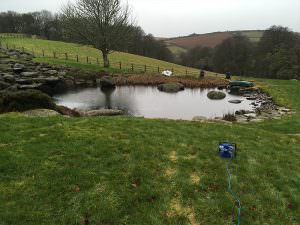 Pond Clean Project 2